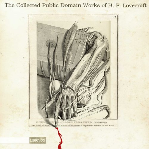 #freebooks – [audiobook] The Collected Public Domain Works of H. P. Lovecraft