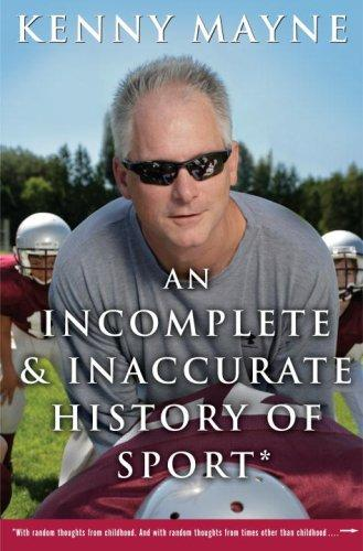 Download An Incomplete and Inaccurate History of Sport