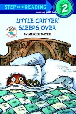 Download Little Critter sleeps over