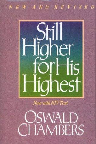 Download Still higher for His highest