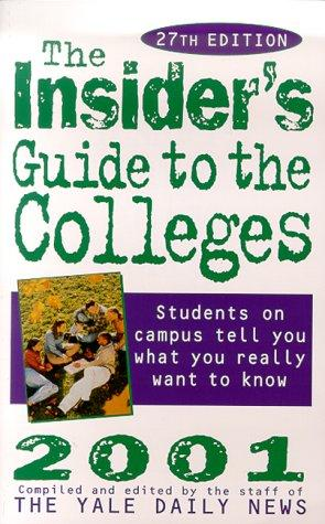 Download The Insider's Guide to the Colleges
