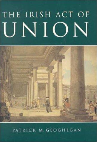 The Irish Act of Union