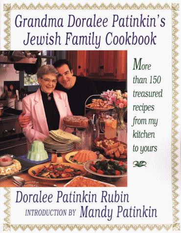 Download Grandma Doralee Patinkin's Jewish Family Cookbook