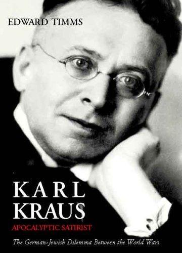 Download Karl Kraus, apocalyptic satirist