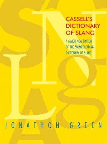 Download Cassell's Dictionary of Slang
