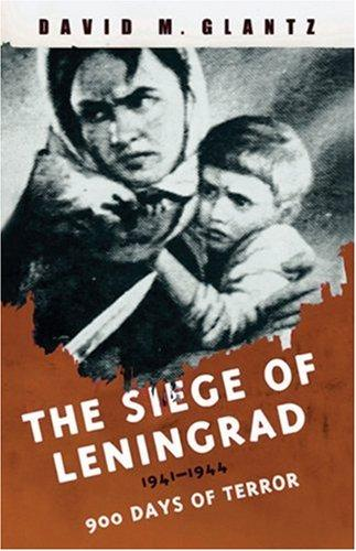 The siege of Leningrad, 1941-1944