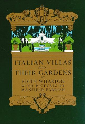 Download Italian villas and their gardens