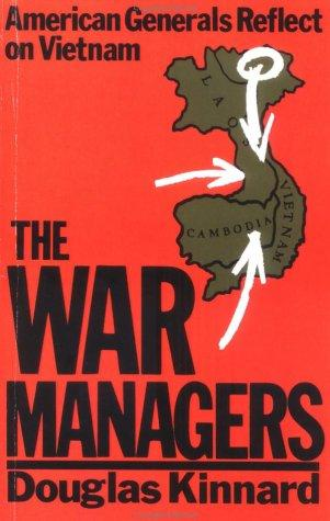 Download The war managers