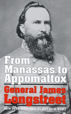 Download From Manassas to Appomattox