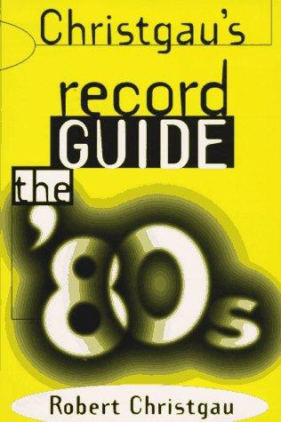 Download Christgau's record guide