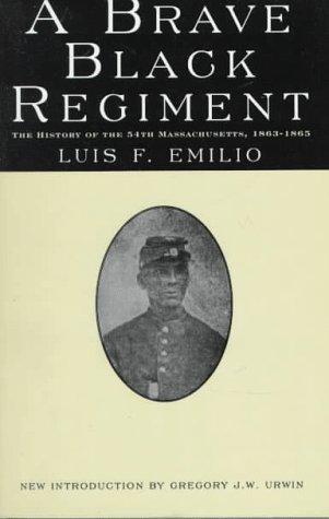 Download A brave Black regiment