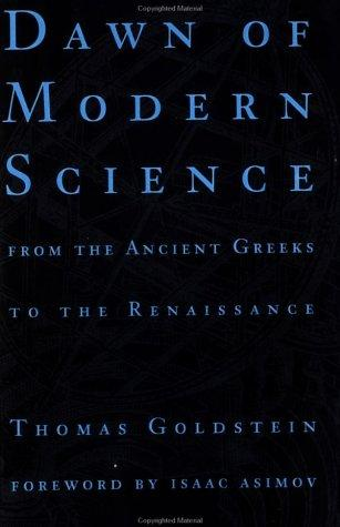 Download Dawn of modern science