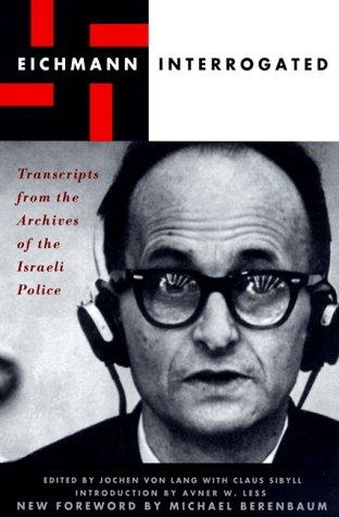 Eichmann interrogated
