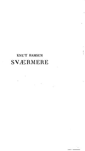 Download Sværmere