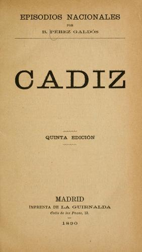 Download Cádiz.