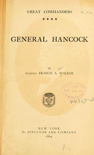 Download General Hancock