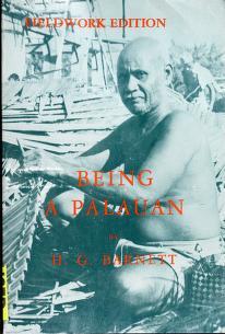 Cover of: Being a Palauan | H. G. Barnett
