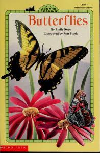 Cover of: Butterflies (All Aboard Reading: Level 1) | Emily Neye