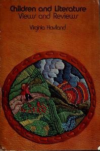 Cover of: Children and literature | Virginia Haviland