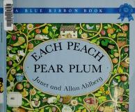 Cover of: Each Peach, Pear, Plum | Janet Ahlberg