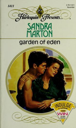 Garden of Eden by Sandra Marton