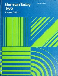 Cover of: German today | Jack Moeller ... [et al.].