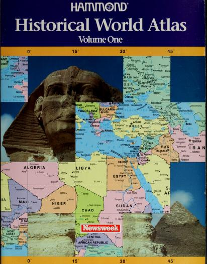 Hammond historical world atlas by Hammond Incorporated