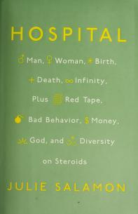 Cover of: Hospital | Julie Salamon