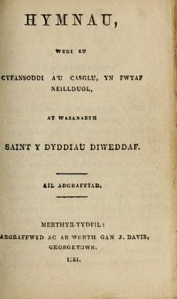 Hymnau (1846)