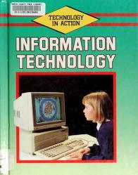 Cover of: Information technology   Lambert, Mark