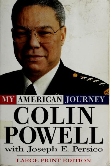 My American journey by Colin L Powell