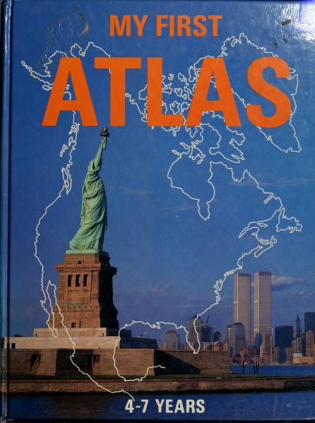 My First Atlas by Pamela Mayo