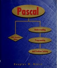 Pascal by Douglas W. Nance