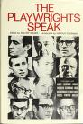 Cover of: The playwrights speak