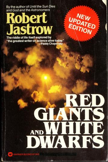 Cover of: Red giants and white dwarfs | Robert Jastrow