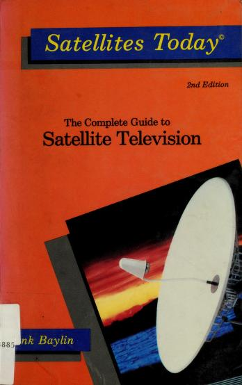 Cover of: Satellites Today by Frank Baylin