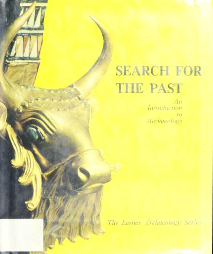 Search for the past by Richard L. Currier
