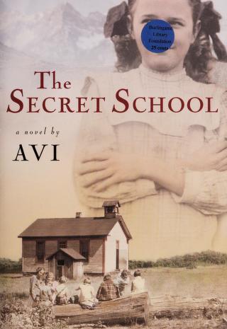 Cover of: The secret school |