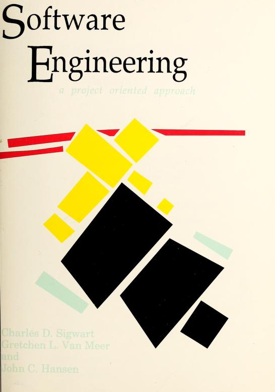 Software engineering by Charles D. Sigwart