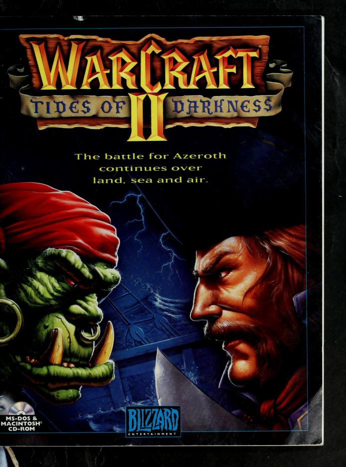 WarCraft II by Blizzard Entertainment (Firm)
