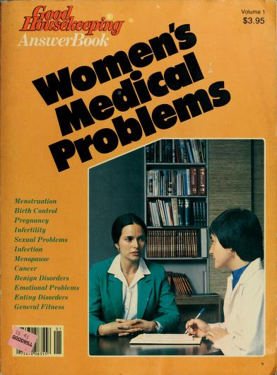 Women's medical problems by Mona M. Shangold
