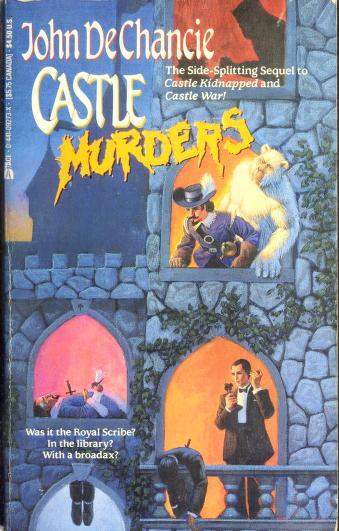 Castle Murders by John DeChancie