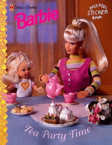 Tea Party Time by Golden Books