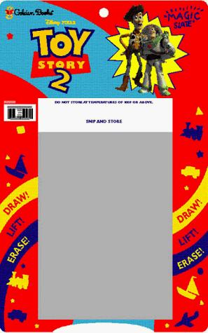 Toy Story 2 (Magic Slate) by Golden Books
