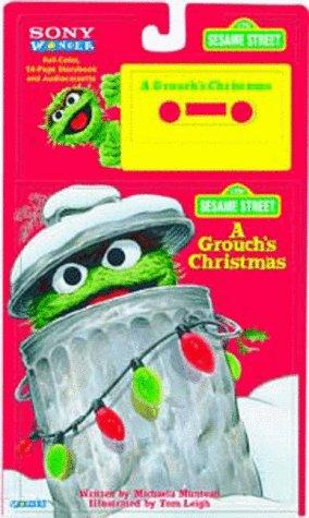 A Grouch's Christmas by Golden Books