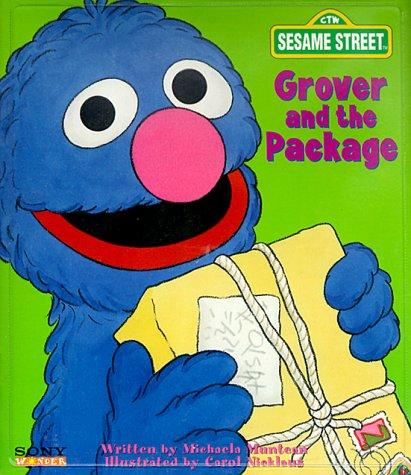 Grover and the Package by Golden Books