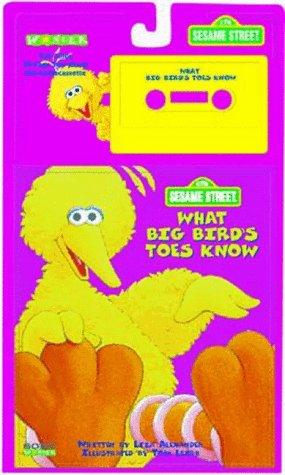 What Big Bird's Toes Know by Golden Books