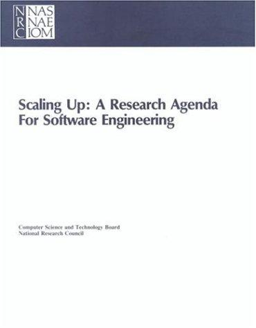 Scaling Up by National Research Council.