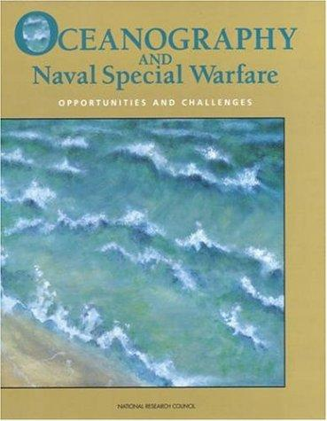 Oceanography and Naval Special Warfare by National Research Council.