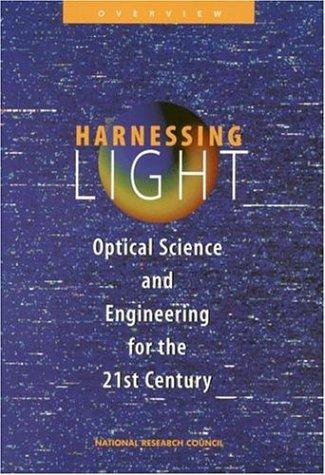 Harnessing Light by National Research Council.